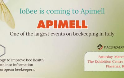 IoBee is coming to Apimell 2019