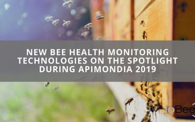 New Bee Health Monitoring Technologies on the Spotlight during Apimondia 2019
